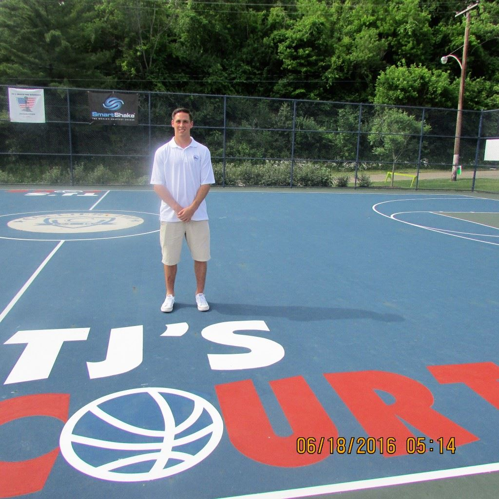 TJ On the Court