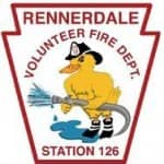 Rennerdale Volunteer Fire Department Patch