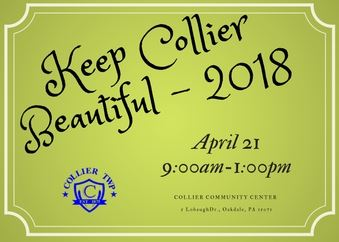 Keep Collier Beautiful
